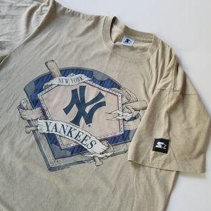 STARTER | 90s Vintage MLB New York Yankees Graphic